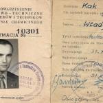 Po przyjeździe do Oświęcimia W. Kak został członkiem SITPChEM