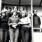 Międzybrodzie Bialskie - obóz młodzieżowy (ok. 1979 r.)