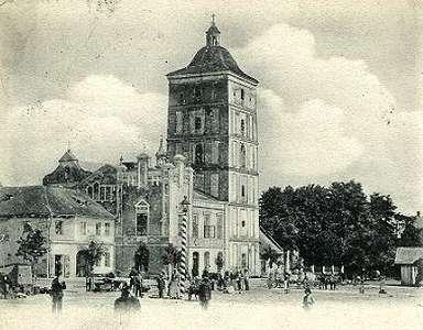 Kościół farny w Leżajsku w czasach Franciszka Józefa