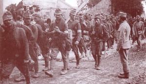 Austriacy opuszczają Lwów